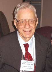 Dr. Jack P. Lewis at NEAS annual meeting in 2007. Photo by Ferrell Jenkins.