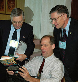NEAS annual meeting. Schoville, Byers, Wood. BiblicalStudies.info.